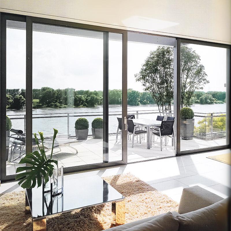 Porte e finestre infarm realizzazione infissi e serramenti in alluminio chiusi siena - Finestre e porte ...