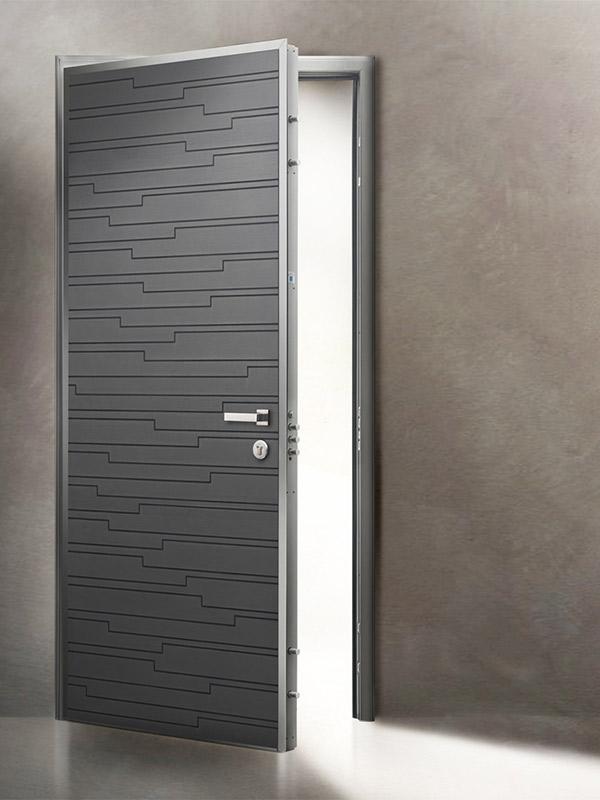 porte blindate moderne prezzi Realizzazione di porte blindate, porte per interno e porte laminate robuste, moderne ed scurone in alluminio e tapparella telecomandata gelosja prezzi ed.