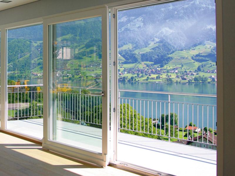 Porte e finestre infarm realizzazione infissi e serramenti in alluminio chiusi siena - Finestre pvc o alluminio ...